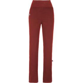 E9 Andre Pantaloni lunghi Donna rosso